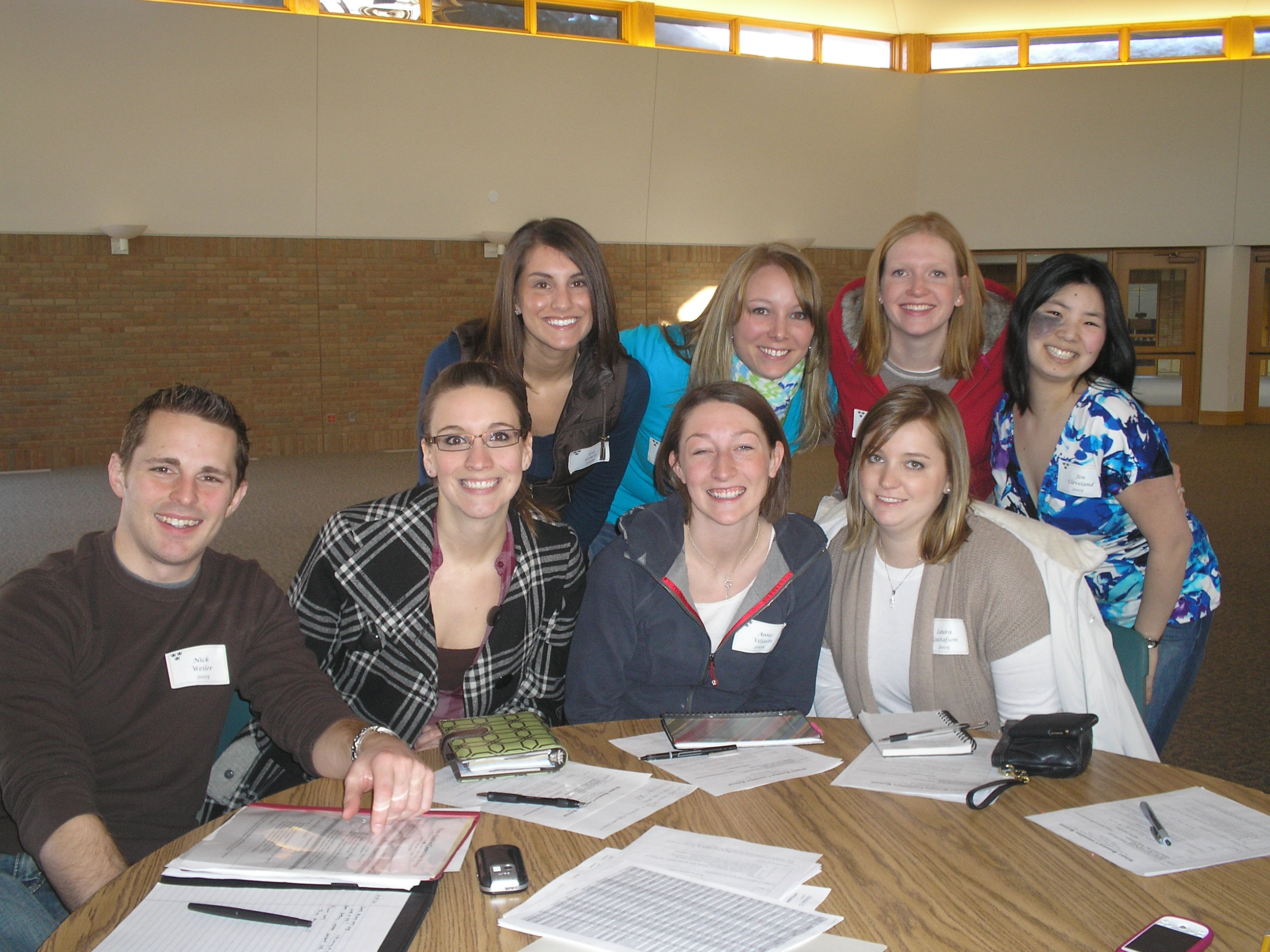 Class of 2005 Reunion Committee - Posted on March 1st ...