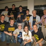 Gustavus Trumpeters Twins Game 4-25-12