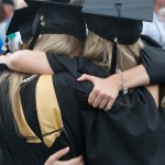 Commencement-Class-of-2010-Students-Hugging-May-2010-by-Tom-Roster-177_mr