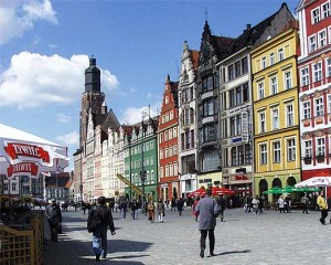 Wroclaw Main Square (2)