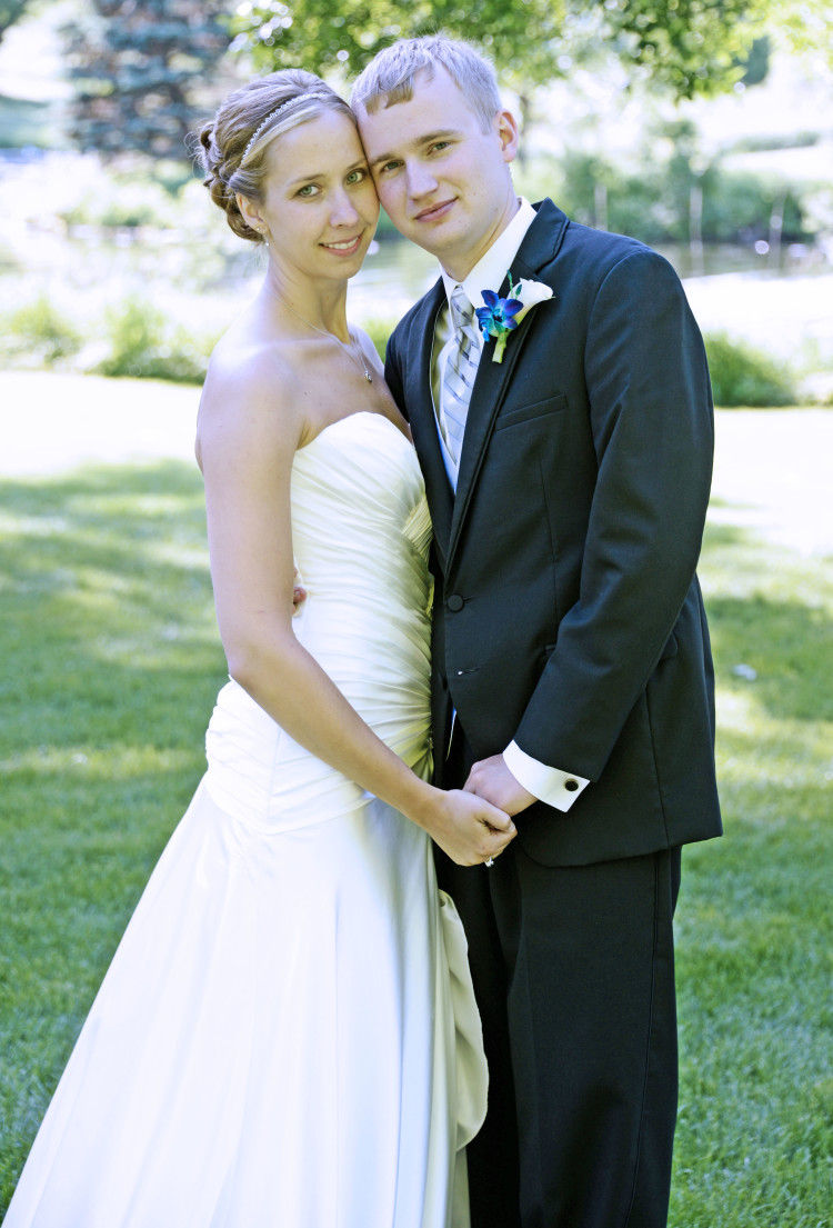 Gabe Schmidt '10 and Stephanie Kolstad '10