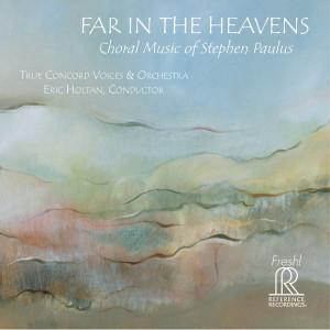 Far in the Heavens_Holtan cover image