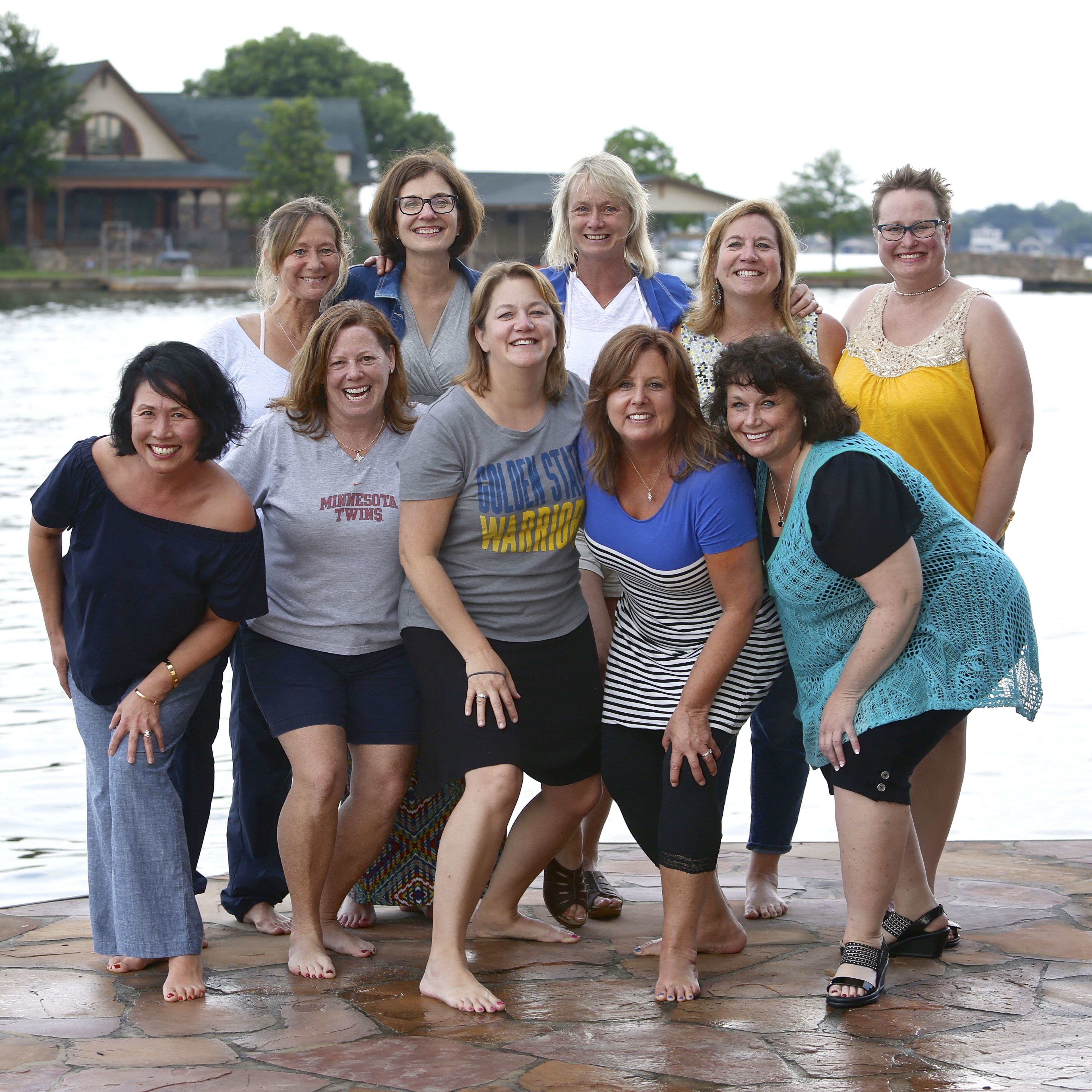 Gustie Gals from the Class of 1988 turn 50!